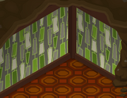 Enchanted-Hollow Green-Slime-Wall