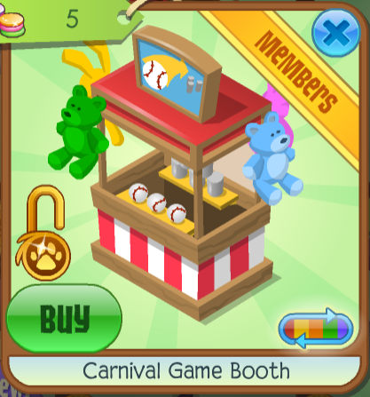 Carnival Games Toys