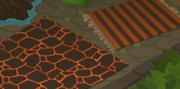 Cosmos-Den Lava-Floor br