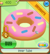 Inner-Tube Doughnut
