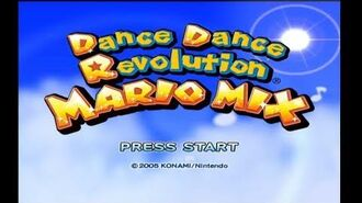 Dance Dance Revolution Mario Mix - 35 Minute Playthrough GCN-2