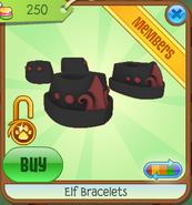 Elf Bracelets black