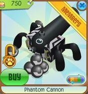 Phantom Cannon 6