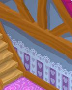 Friendship-Cottage Blue-Star-Walls