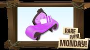 Rare Pink Sofa