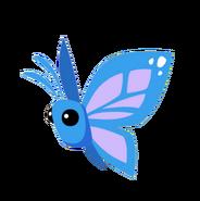 Butterfly pet