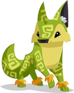 Coyote art lime