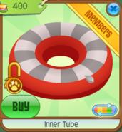 Inner-Tube Red