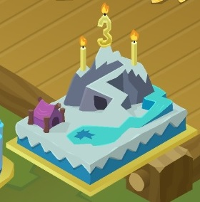 Image Third Birthday Cakejpg Animal Jam Wiki FANDOM powered
