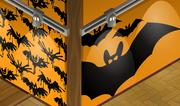 Art-Gallery Bat-Wallpaper