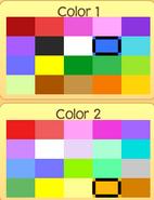 Pet anglerfish colors