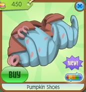 Shop Pumpkin-Shoes Blue