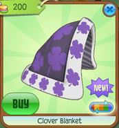 Clover blanket07