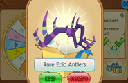 Daily-Spin-Gift Rare-Epic-Antlers