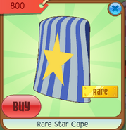 Shop Rare-Star-Cape