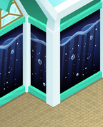 Beach-House Starry-Walls