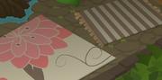 Cosmos-Den Flower-Carpet br