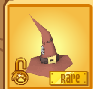 RARE WITCH HAT