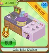 Cake bake kitchen clicked 1