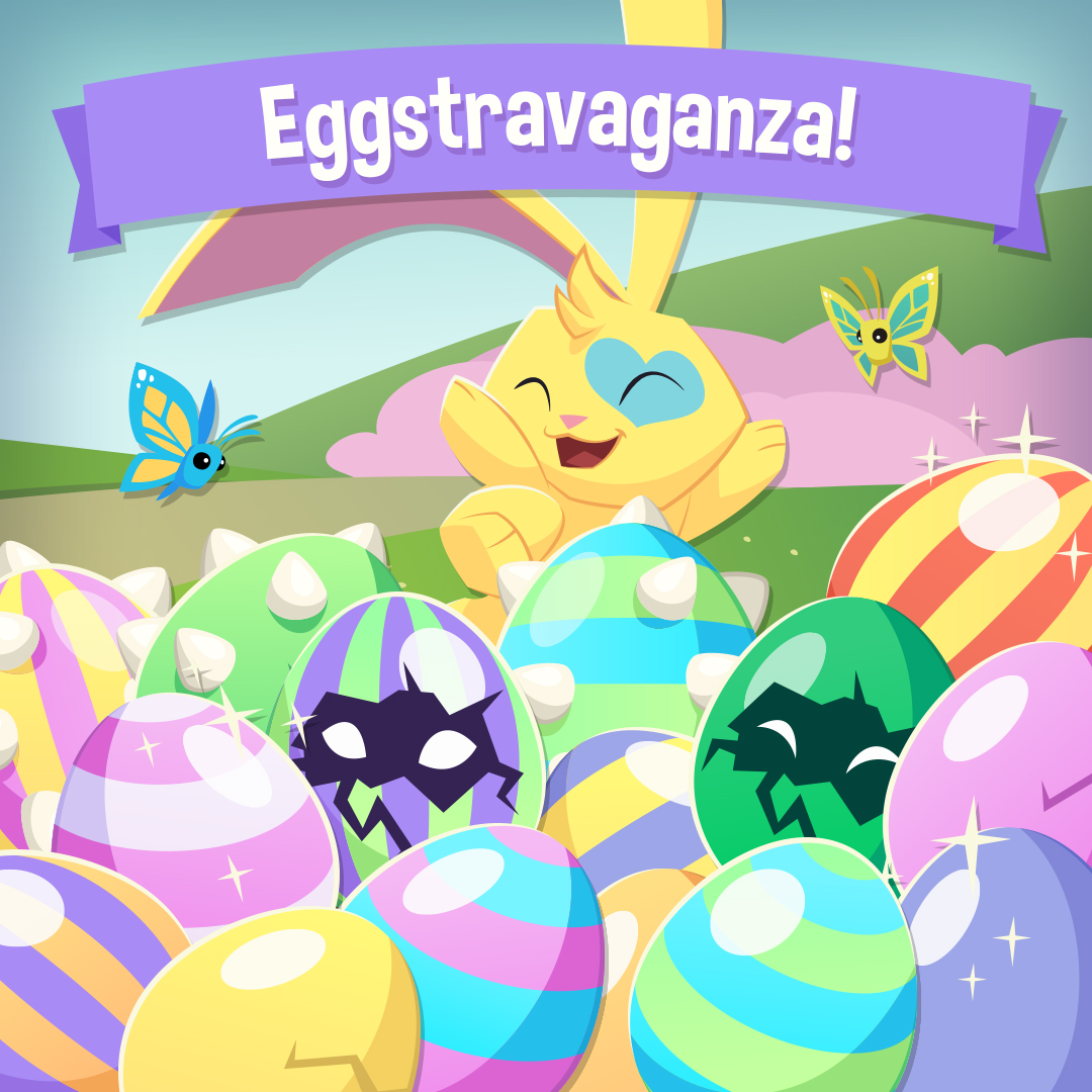 Eggstravaganza animal jam wiki fandom powered by wikia - Animaljam wiki ...