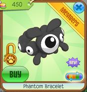 Phantom bracelet 06