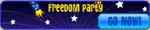 Freedom-Party Parties-Button
