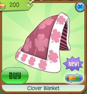 Clover blanket02