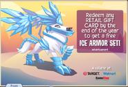 JAG Ice Armor Set