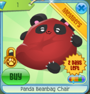 Panda Beanbag Chair