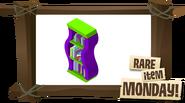 RareWavyBookshelf