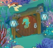Crystal-Reef Flippers-N-Fins