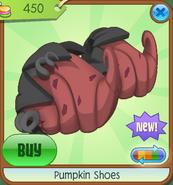 Shop Pumpkin-Shoes Red