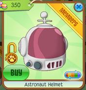 Shop Astronaut-Helmet Pink