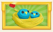 Rare Egg Nest