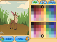 Default-Deer Colors