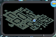 Mystery Below Hard Mode Map
