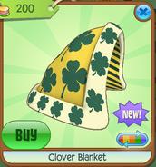 Clover blanket01