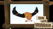 Rare Item Monday Big Skull