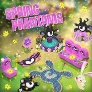 Spring-Phantoms
