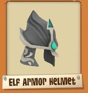 Play-Wild Treasure-Hunt Elf-Armor-Helmet