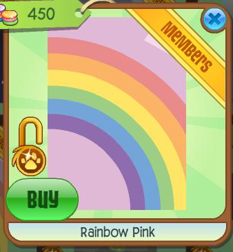 Rainbow Pink | Animal Jam Wiki | Fandom