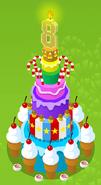 8th Birthday Cake click6