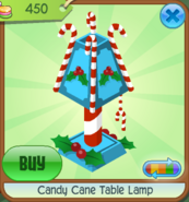 JMF Candy Cane Table Lamp clicked