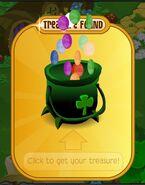 LuckyCloverPotOGoldOpening