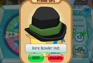Member-Spin Rare-Bowler-Hat