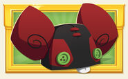 Rare-Item-Monday Rare-Panda-Hat