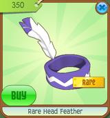 Shop Rare-Head-Feather