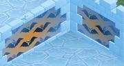 Snow-Fort Bat-Wallpaper