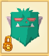 Yeti Mask old item green