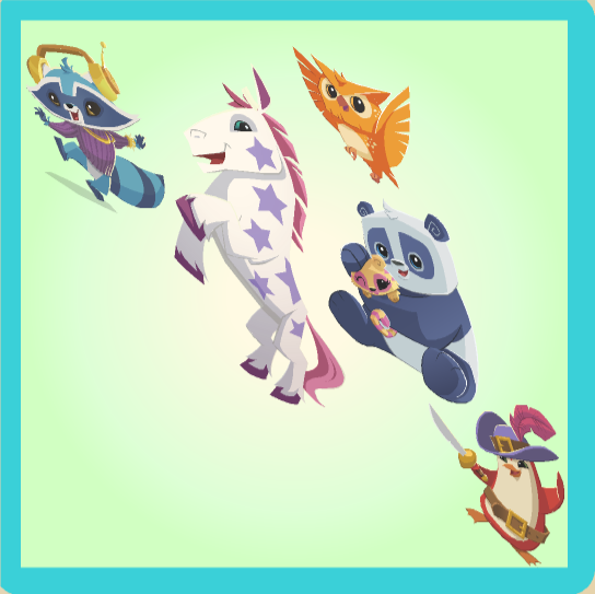 wall stickers | animal jam wiki | fandom poweredwikia